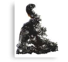 Tree Shape Canvas Print