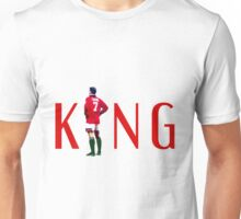 Eric Cantona: The King Unisex T-Shirt