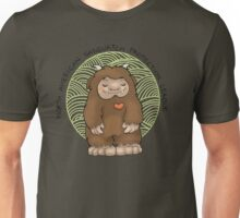 North American Sasquatch Protection League  Unisex T-Shirt