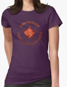 Reynolds Transportation - Grunge Womens Fitted T-Shirt