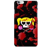 Lollipop Chainsaw She Skull iPhone Case/Skin