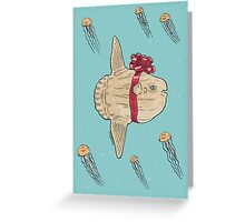Celebration Sunfish Greeting Card