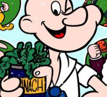 Popeye-Cade Sticker