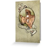 This hug's for you Greeting Card