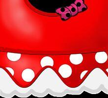 Minnie Mouse by Margybear