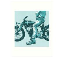 ''Bika Grove'' Art Print