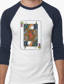 King Weasley Men's Baseball ¾ T-Shirt
