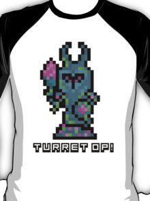 Pixel Tower T-Shirt