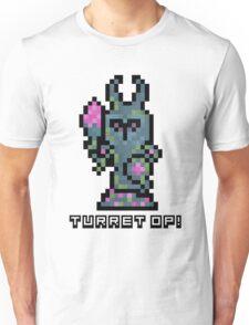 Pixel Tower Unisex T-Shirt