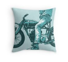 ''Bika Grove'' Throw Pillow