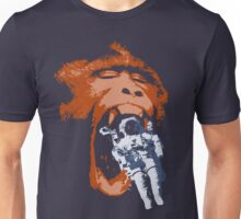 Astro-Monkey Unisex T-Shirt