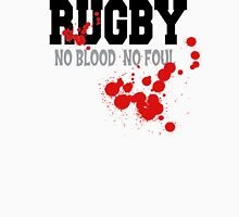 "Rugby ""No Blood No Fowl"" Unisex T-Shirt"