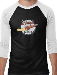 La Forge's Garage Men's Baseball ¾ T-Shirt