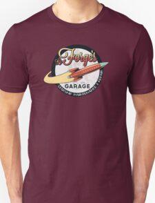 La Forge's Garage Unisex T-Shirt