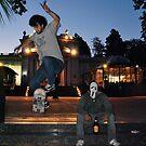 halloween skating by rodrigoafp