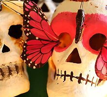 sugar skulls by purplepumpkin76