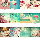 2013 Calendar Happy Colour  by Andreka