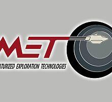 MET Logo Restored by EpcotServo