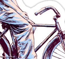 ''Shripcycle'' Sticker