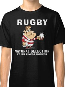 Funny Rugby Classic T-Shirt