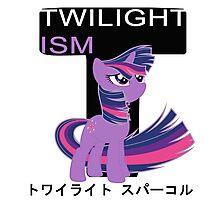 Twilightism MLP: FiM Photographic Print