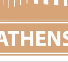 Athens Sticker