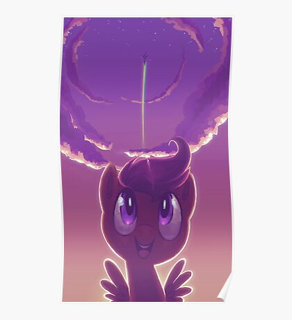 Scootaloo Poster