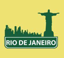 Rio de Janeiro by Chrome Clothing