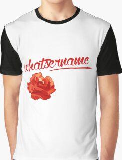 Whatsername Graphic T-Shirt