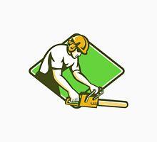 tree surgeon arborist lumberjack chainsaw Unisex T-Shirt