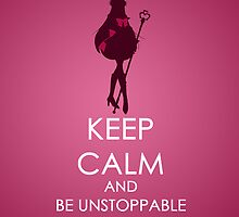 Keep Calm - Sailor Pluto Iphone Case 4 by SimplySM
