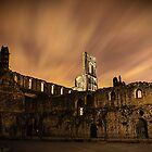 Kirkstall Abbey | Leeds@Night by scottsmithphoto