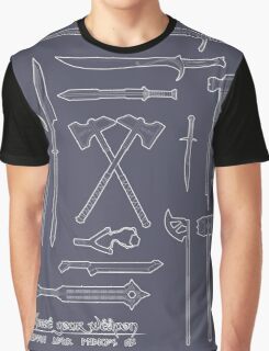 The Weapons of the Company Graphic T-Shirt