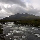 The Black Cuillin by mikebov