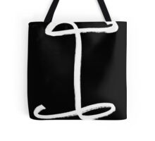 The Letter I Tote Bag