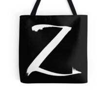 The Letter Z Tote Bag