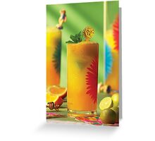lemony Greeting Card
