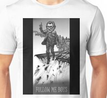 FOLLOW ME BOYS Unisex T-Shirt