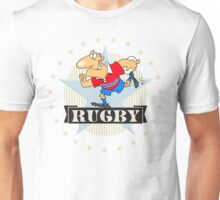 Rugby Star Unisex T-Shirt