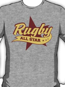 Retro Rugby T-Shirt