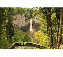 Finger Lakes Falls Photographic Print