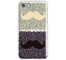 Funny Mustache iPhone Case/Skin