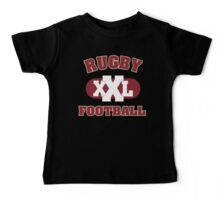 Rugby Football Baby Tee
