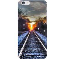 Western Tracks iPhone Case/Skin