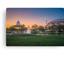 Adelaide Sunset II Canvas Print