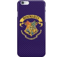 Harry Potter Hogwarts Case iPhone Case/Skin