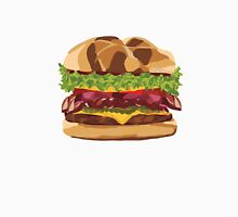 Burger with The Lot Unisex T-Shirt
