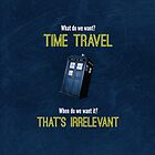 Time Travel by ratatusk