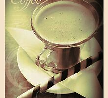 Coffee - and a little something... by Cynthia Harris