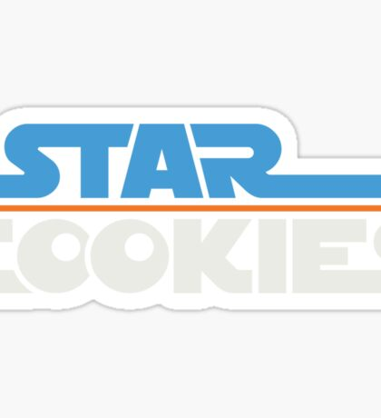 Star Cookies Sticker